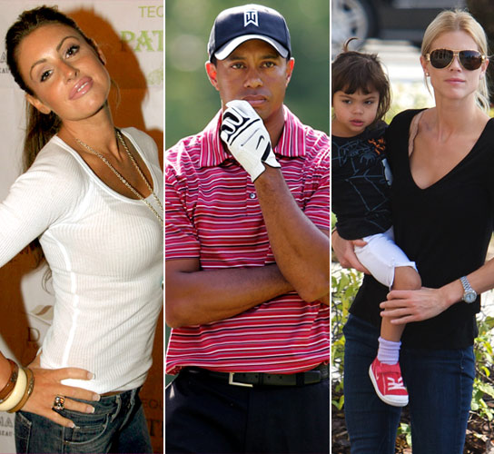Sorry Elin Nordegren, It Looks Like Tiger Woods Really Can't Quit Rachel  Uchitel — They're Still Together! – Hollywood Life