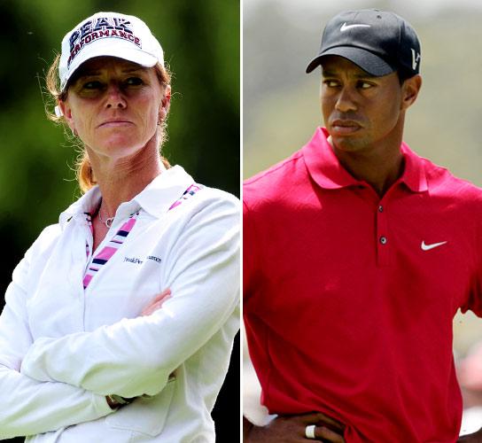 Female Golfer First to Speak Out About Golf's Best-Kept Secret: Tiger's ...