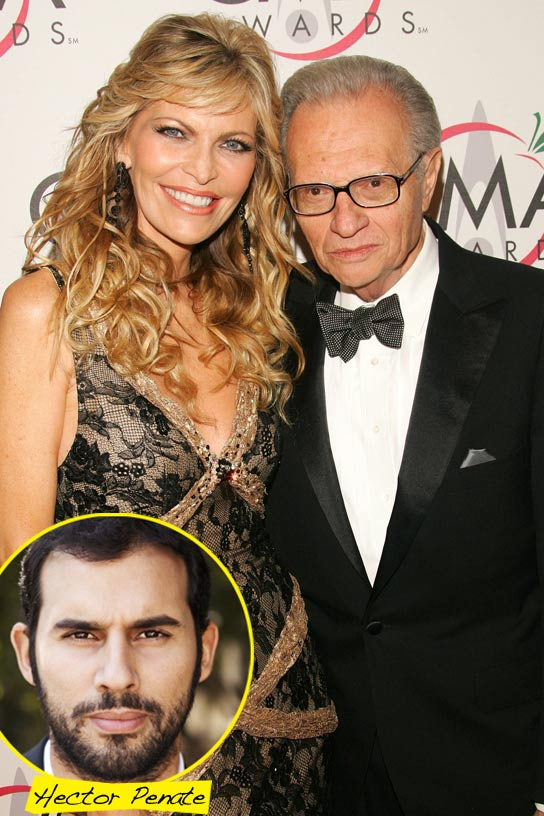 Shawn Southwick S Alleged Lover Claims She Said About Larry King He S Going To Die Soon So Just Stick Around Hollywood Life