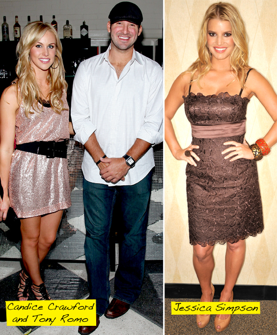 Exclusive Not Only Is Tony Romo Totally Over You Jessica Simpson But He S Ready To Marry His New Gf Hollywood Life