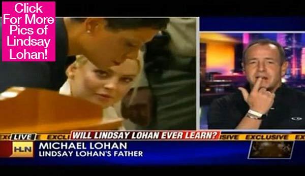 Lindsay Lohan Probation Revoked