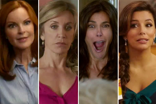 Desperate Housewives Season 8 Episode 5 The Art Of Making Art Recap Hollywood Life Teri hatcher, felicity huffman, marcia cross. desperate housewives season 8 episode 5