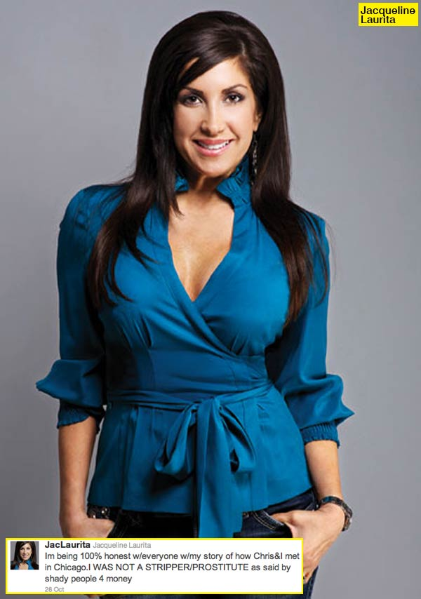 Here's why jacqueline laurita left jersey for nevada