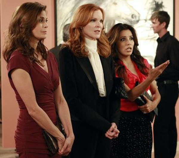 Desperate Housewives Season 8 Episode 8 Suspicion Song Recap Hollywood Life I finally arrived at desperate housewives season 8 and when it came time to order it i was so excited to find it for so cheap. desperate housewives season 8