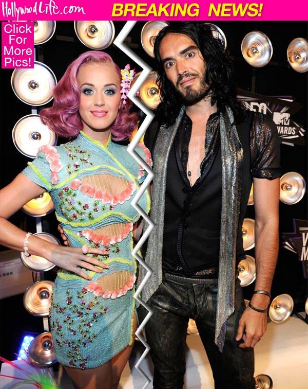 Katy Perry Divorce