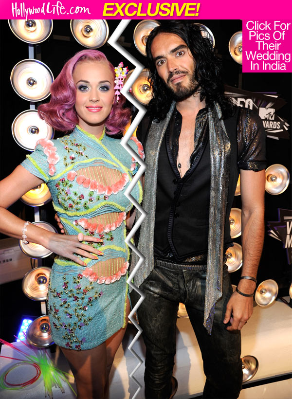 Katy Perry Russell Brand Divorce