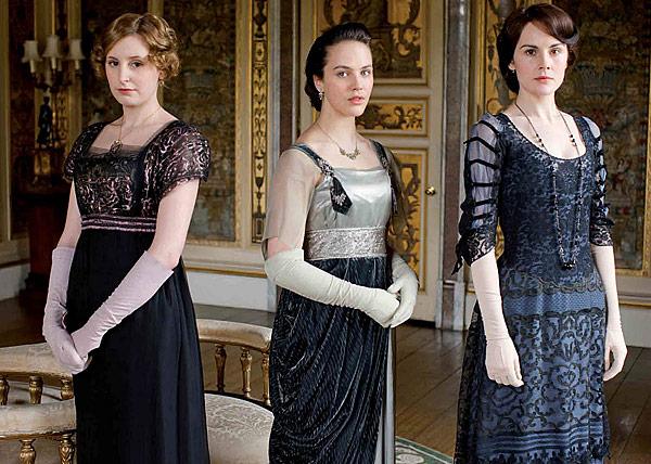 David Boreanaz Downton Abbey