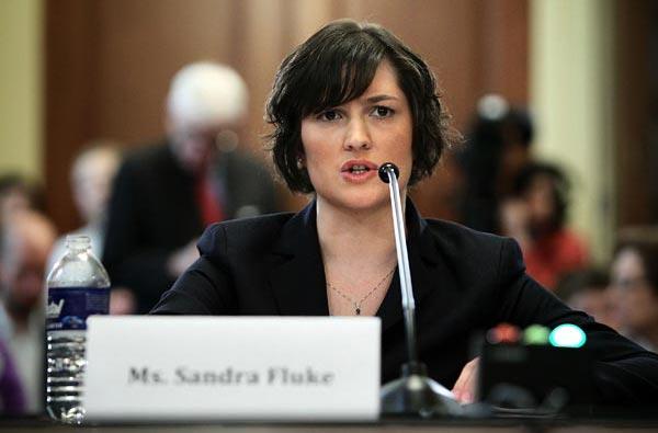 Rush Limbaugh Sandra Fluke