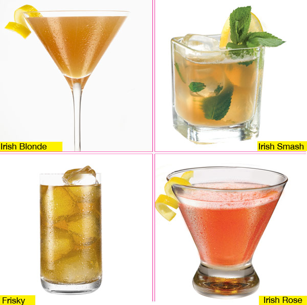 St Patricks Day Cocktails