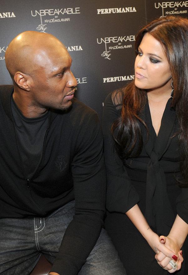 Lamar Odom Leaves Dallas Mavericks