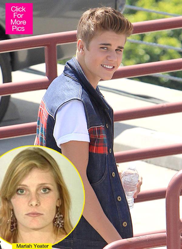 Justin Bieber Baby Mama Drama