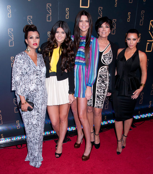 Kim Kardashian Work