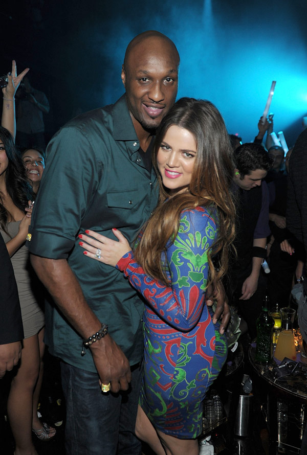 Lamar Odom Depressed