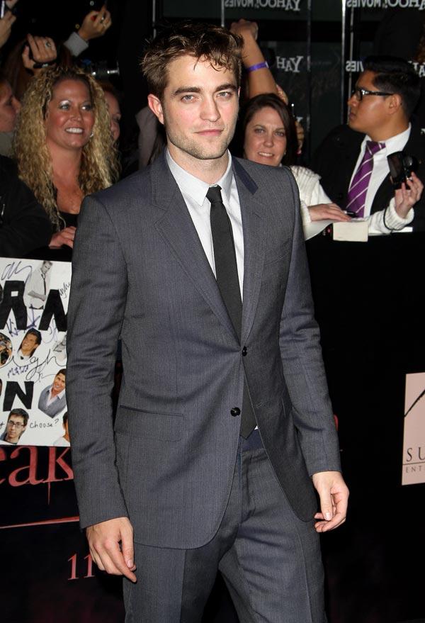 Robert Pattinson Director Harmony Korine