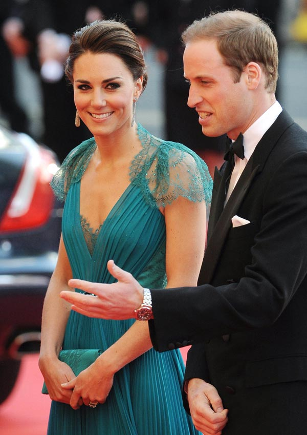 Prince William Cheating On Kate Middleton