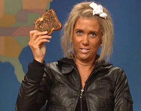 Tanning Mom SNL