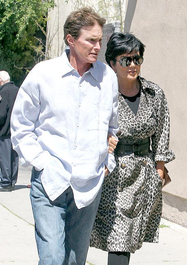Kris Jenner Affair