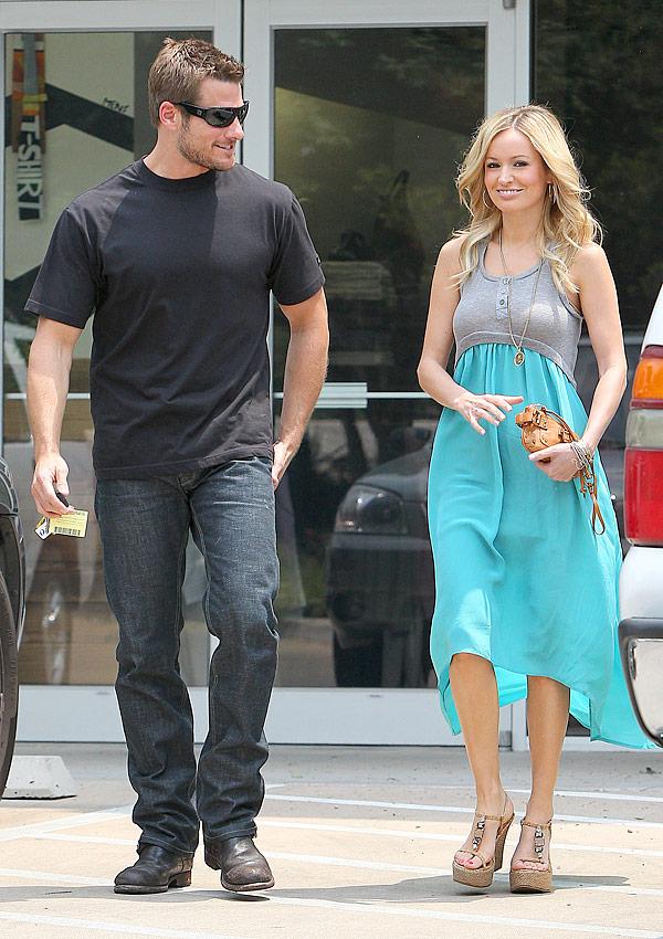 Emily Maynard and Brad Womack