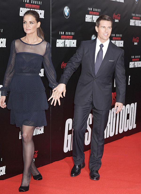 Tom Cruise Divorce