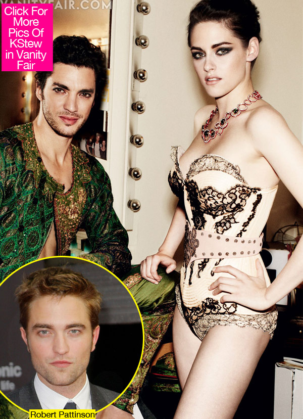 Robert Pattinson Girlfriend