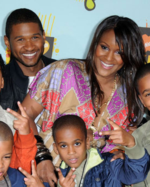 Usher Stepson Dies