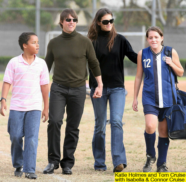 Tom Cruise Kids