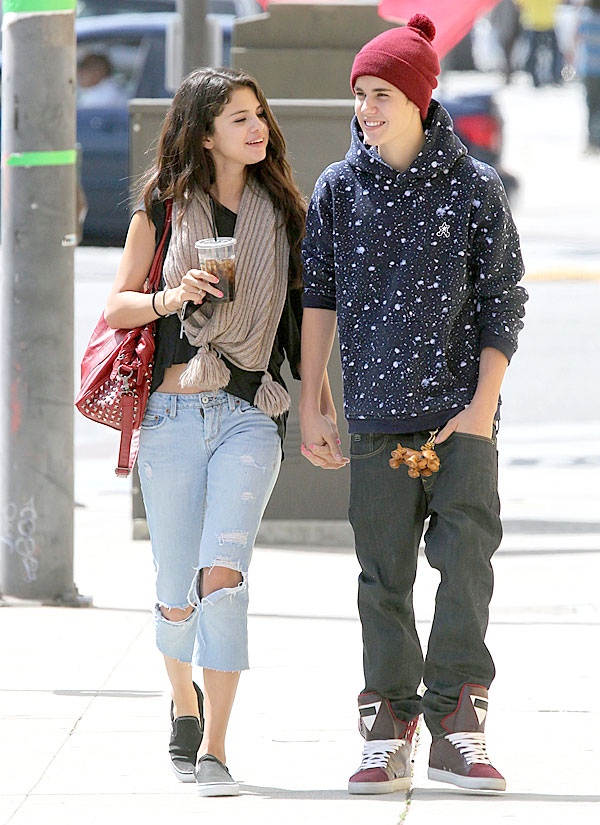 Justin Bieber and Selena Gomez Best Couple In Pop
