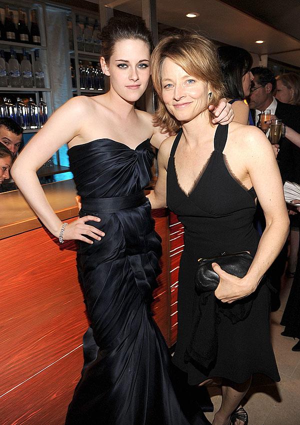 Jodie Foster Kristen Stewart Affair