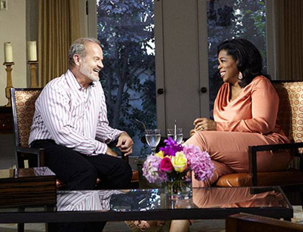 Kelsey Grammer Oprah Interview