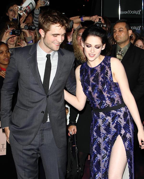 Kristen Stewart Interview Robert Pattinson Love