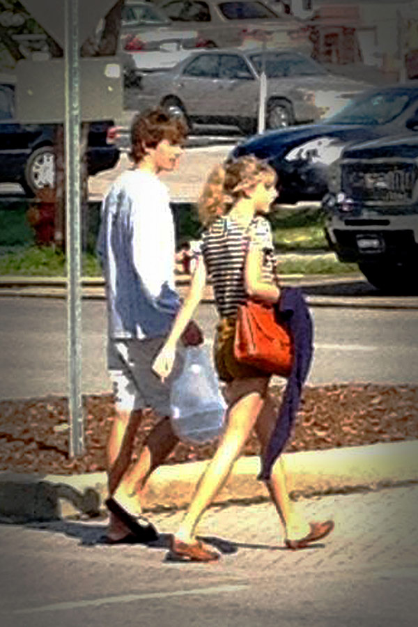 Conor Kennedy and Taylor Swift Split