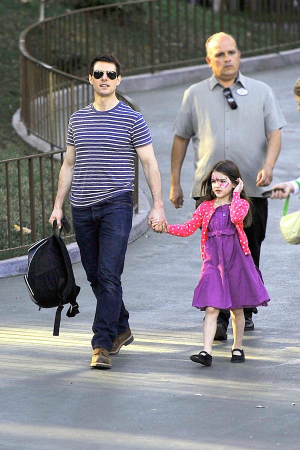 Tom Cruise Suri Cruise child support