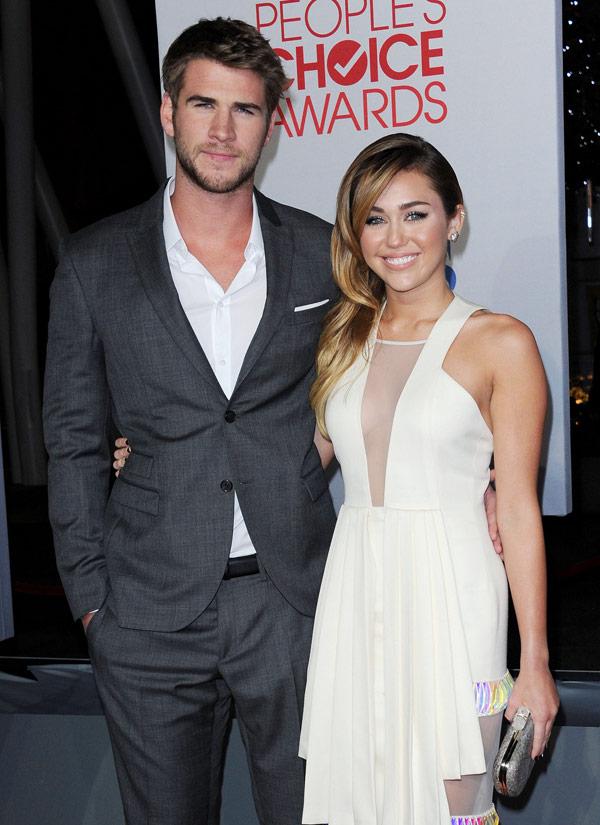 Liam Hemsworth and Miley Cyrus Prenup