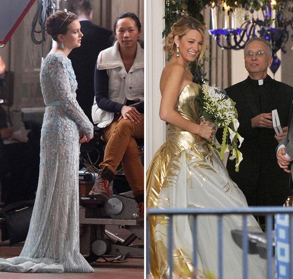 Gossip Girl Wedding