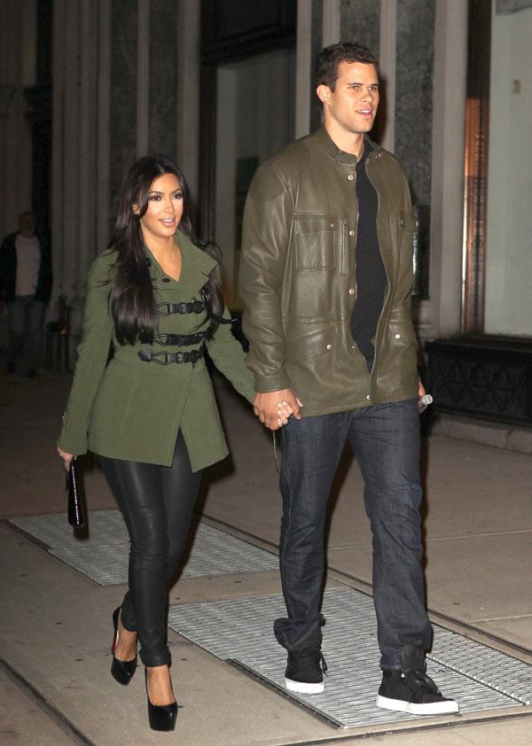 Kris Humphries Kim Kardashian Divorce
