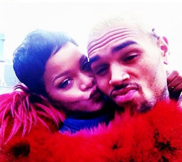 Rihanna Chris Brown Not Talking