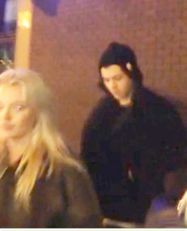 Harry Styles Dating New Blonde