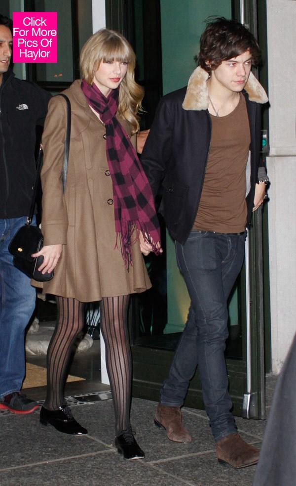 Harry Styles Taylor Swift Break Up Songs She Has 5 Written Already Hollywood Life