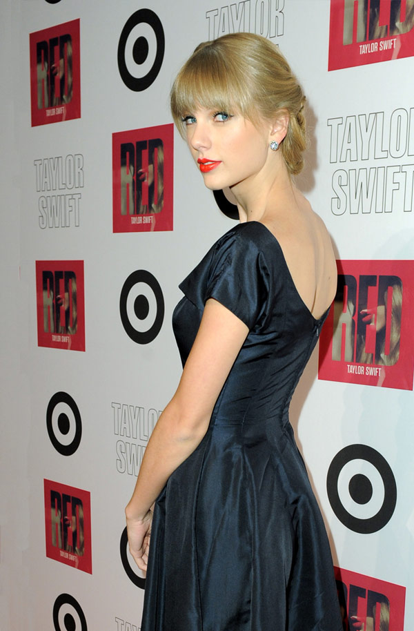 Taylor Swift Crying