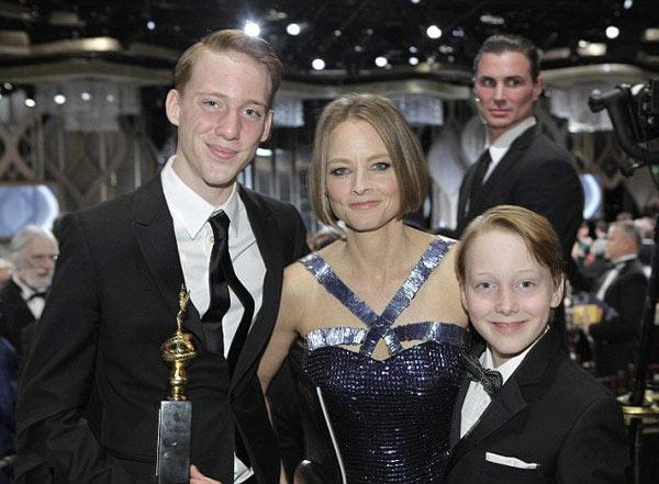 Jodie Foster Kids Mel Gibson