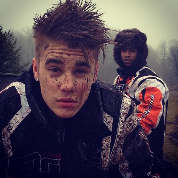 Lil Twist Justin Bieber Four Wheeler