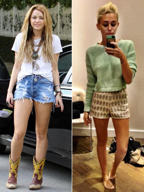 Miley Cyrus Skinny