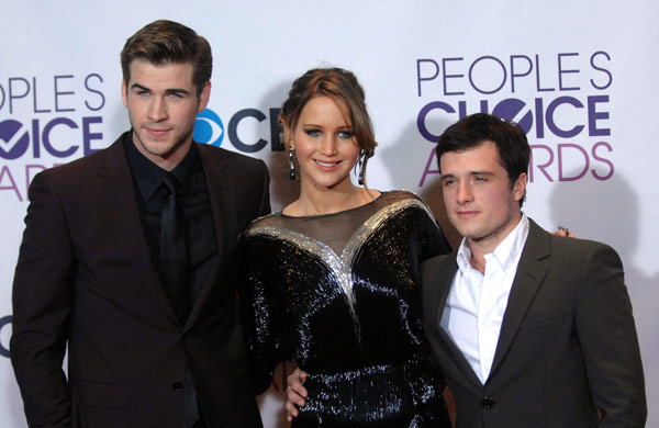 The Hunger Games People's Choice Awards