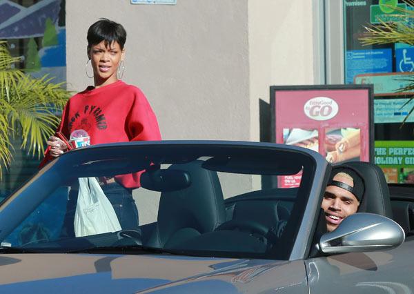 Chris Brown and Rihanna Relationship
