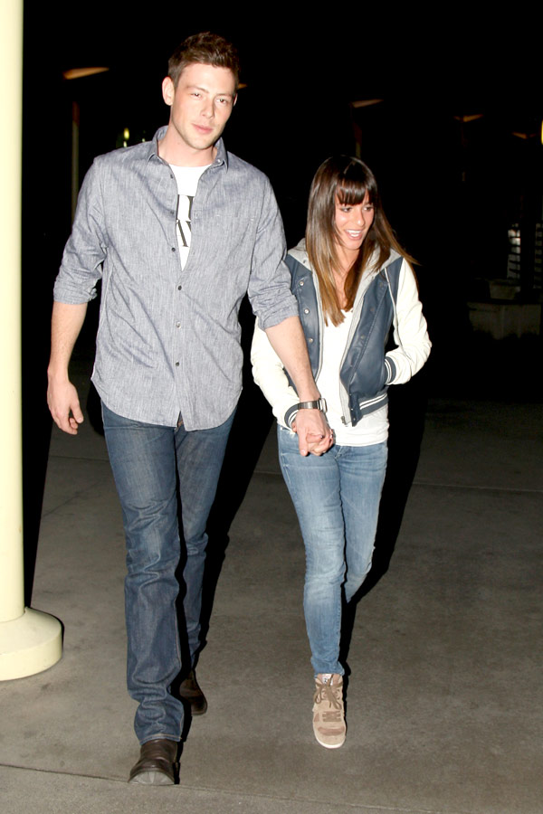 Cory monteith and lea michele dating updating webshots with new smile app