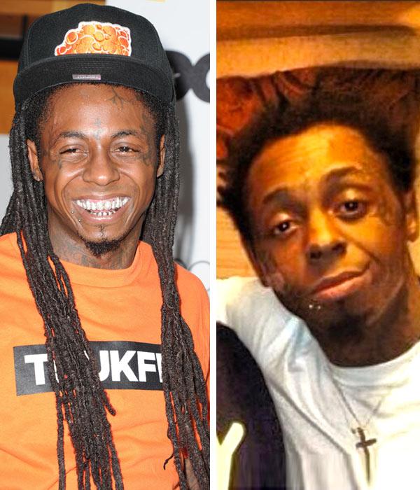 Photo Lil Wayne Haircut Dreadlocks Gone In Short Hair Pic Hollywood Life