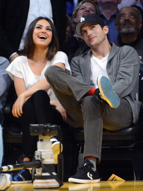Ashton Kutcher Cheating