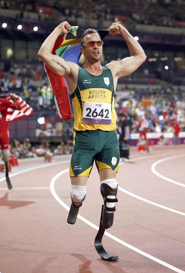 Oscar Pistorious Charged Murder