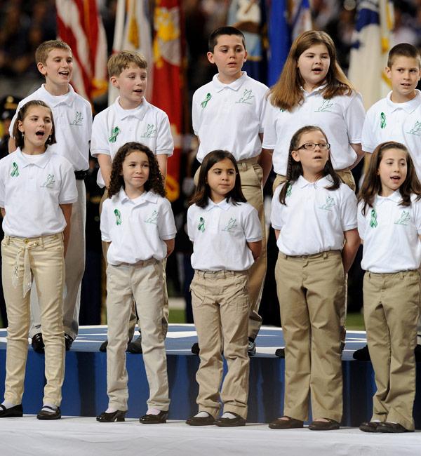 Sandy Hook Choir Grammys