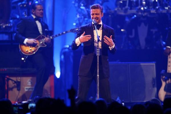 Justin Timberlake Jay-Z Suit & Tie